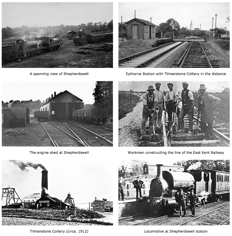 History of the EKR