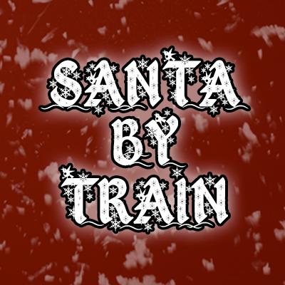 Santa by Train
